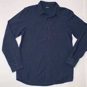 Kavu Long Sleeve Button Down